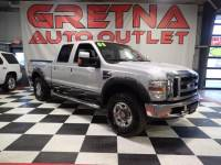2008 Ford F-250 SD POWER STROKE TURBO DIESEL CREW 4X4 FX4 OFF ROAD!