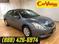 2012 Nissan Altima 2.5 SL LEATHER MOONROOF REAR CAMERA