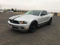 2012 Ford Mustang Coupe Rear-wheel Drive