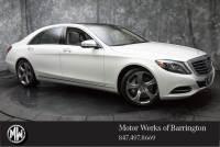 2015 Mercedes-Benz S-Class S 550 4MATIC Sedan