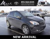 Used 2014 Buick Encore Premium w/Navigation, Moonroof, Bluetooth, Backup SUV in Plover, WI
