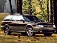 1999 Subaru Legacy SW Wagon