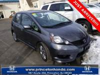 2013 Honda Fit Sport w/Navi Hatchback for sale in Princeton, NJ