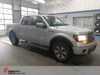 2012 Ford F-150 FX4 Truck V-6 cyl