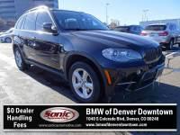 Used 2013 BMW X5 xDrive50i near Denver, CO