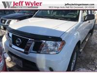2014 Nissan Frontier SV 4WD Crew Cab LWB Auto SV