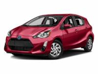Certified Pre-Owned 2016 Toyota Prius c Two FWD 5D Hatchback