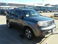 2013 Honda Pilot EX-L For Sale Near Fort Worth TX   DFW Used Car Dealer