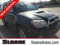 2008 Toyota 4Runner Auto 4X4 Moonroof Alloys SUV 4WD