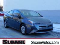 2016 Toyota Prius Four Auto Navi Leather Moonroof Alloys Hatchback FWD