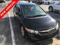 2008 Honda Civic LX 5-Speed Sedan FWD
