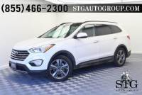 Hyundai Santa Fe For Sale in Ontario CA | Stock: 21837 | Luxury Autos at STG Auto Group