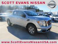 Certified Pre-Owned 2017 Nissan Titan SV RWD Crew Cab Pickup