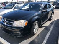 Pre-Owned 2012 Dodge Avenger SXT FWD 4D Sedan
