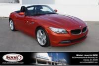 Certified Used 2015 BMW Z4 sDrive28i Convertible in Atlanta, GA