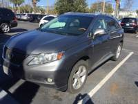 Pre-Owned 2012 Lexus RX 350 All Wheel Drive SUV