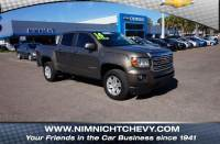 Certified Pre-Owned 2016 GMC Canyon 4WD Crew Cab 128.3 SLE 4WD