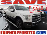 2015 Ford F-150 King Ranch Truck SuperCrew Cab V-6 cyl near Houston