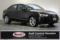 Certified Used 2015 Audi A3 1.8T Sedan in Houston, TX