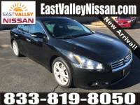 Certified 2014 Nissan Maxima 3.5 SV 4dr Car in Mesa