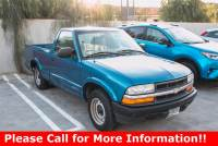 Pre-Owned 2002 Chevrolet S-10 Base RWD 2D Standard Cab