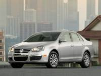 Pre-Owned 2007 Volkswagen Jetta Base FWD 4D Sedan