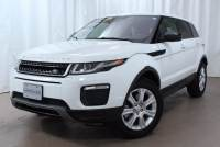 Certified Pre-Owned 2017 Land Rover Range Rover Evoque SE Premium 4WD 4 Door SUV