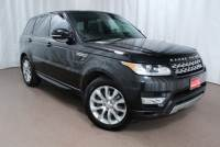Certified Pre-Owned 2014 Land Rover Range Rover Sport 3.0L V6 Supercharged HSE 4WD 4 Door SUV