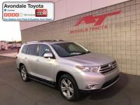 Certified Pre-Owned 2012 Toyota Highlander SUV All-wheel Drive in Avondale, AZ