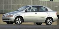 Used 2006 Chevrolet Aveo 4dr Sdn SVM