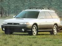 Used 1995 Subaru Legacy L W/PQ EQUIPMEN Wagon for Sale in Missoula near Orchard Homes