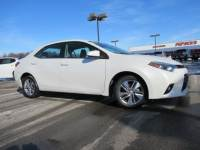 2014 Toyota Corolla LE ECO Sedan Front-wheel Drive