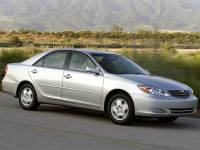 Pre-Owned 2002 Toyota Camry FWD 4D Sedan
