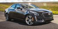 Certified 2017 Cadillac CTS Sedan 3.6L V6 AWD Premium Luxury