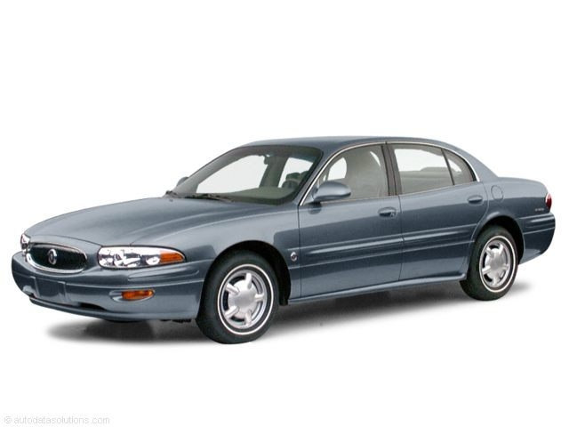 Photo Pre-Owned 2000 Buick LeSabre Custom For Sale in Brook Park Near Cleveland, OH