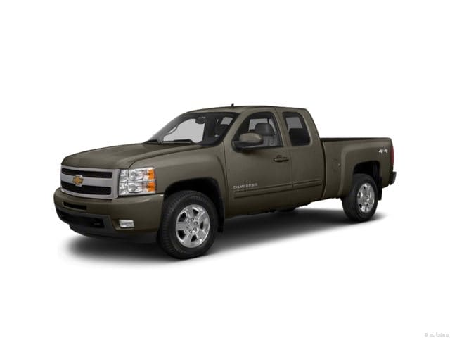 Pre-Owned 2013 Chevrolet Silverado 1500 LT Truck Extended Cab in Greensboro NC