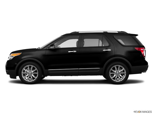 Used 2015 Ford Explorer Limited | Kings Automall Cincinnati