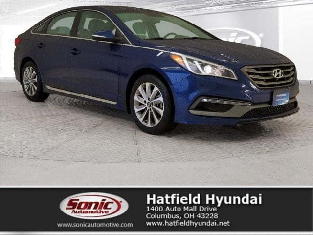 2015 Hyundai Sonata 2.4L Sport Sedan in Columbus