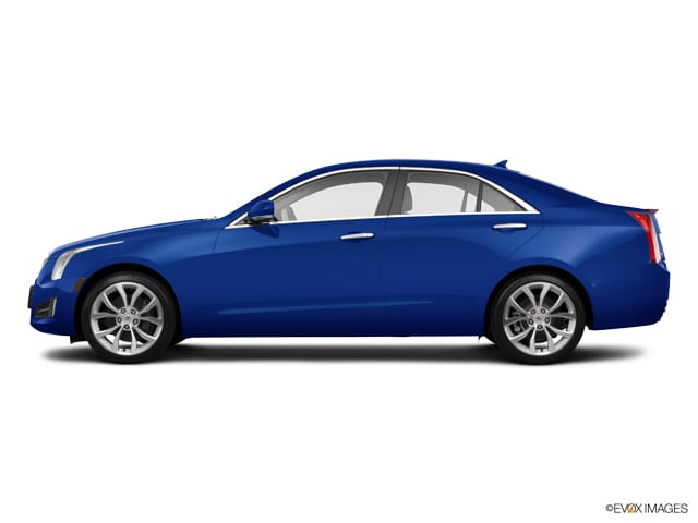 2014 CADILLAC ATS Standard RWD Sedan in Columbus