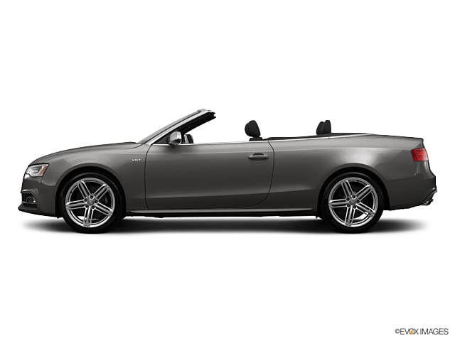 Pre-Owned 2013 Audi S5 3.0T Cabriolet in Greenville SC