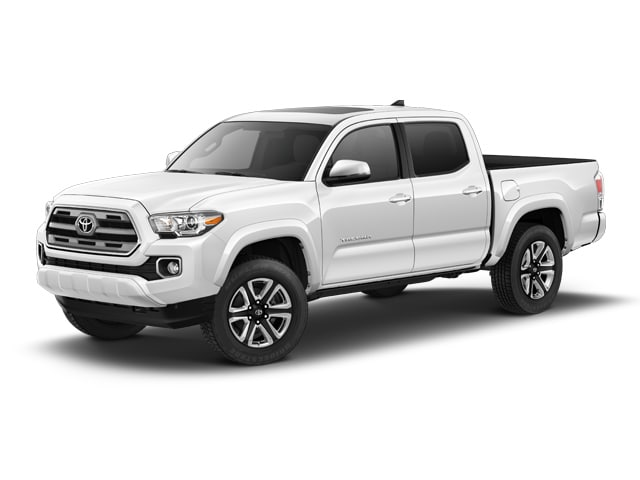 Photo Used 2017 Toyota Tacoma Limited V6 Truck Double Cab 4x4 in Chico, CA