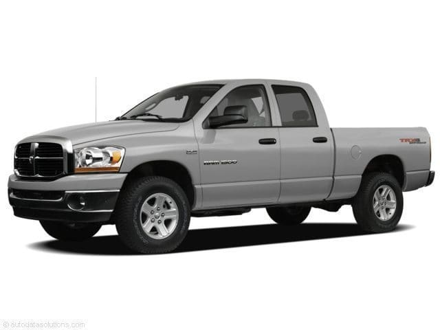 Photo Used 2008 Dodge Ram 1500 SLT in Ardmore, OK