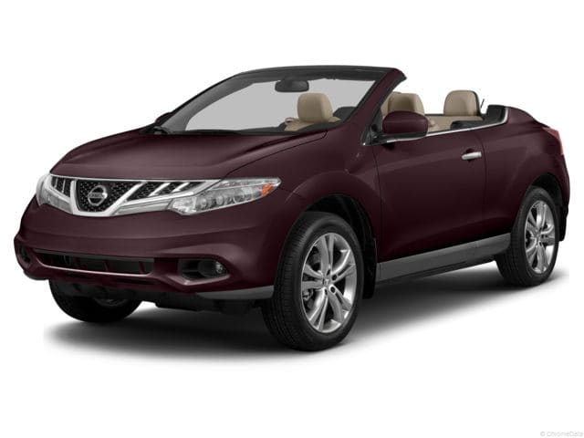 Photo 2014 Nissan Murano Crosscabriolet AWD 2dr Convertible Sport Utility