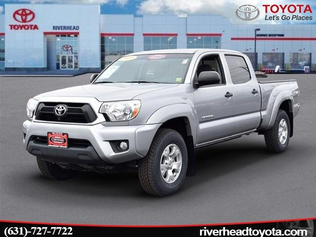 Used 2015 Toyota Tacoma 4x4 V6 Truck Double Cab 4x4 for Sale in Riverhead, NY