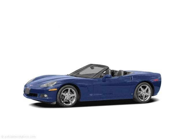 2006 Chevrolet Corvette Base Convertible in Franklin, TN