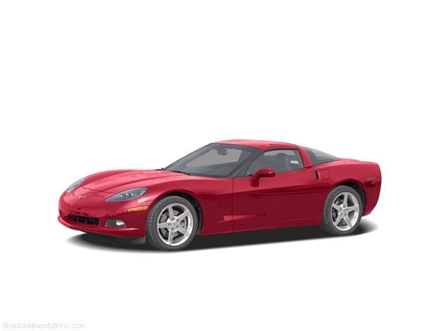 2005 Chevrolet Corvette 2DR CPE Coupe in Franklin, TN