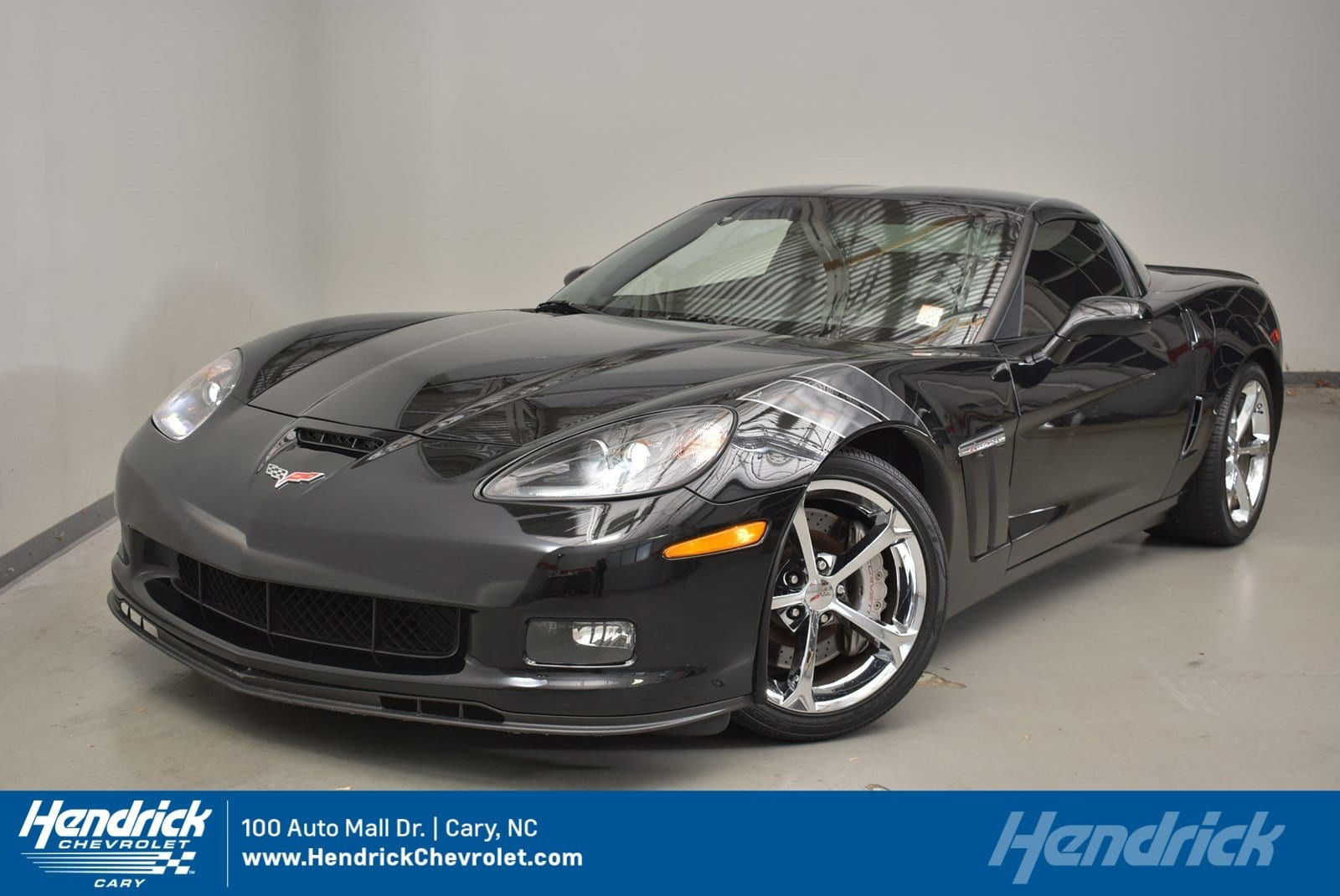 2011 Chevrolet Corvette Z16 Grand Sport w/3LT Coupe