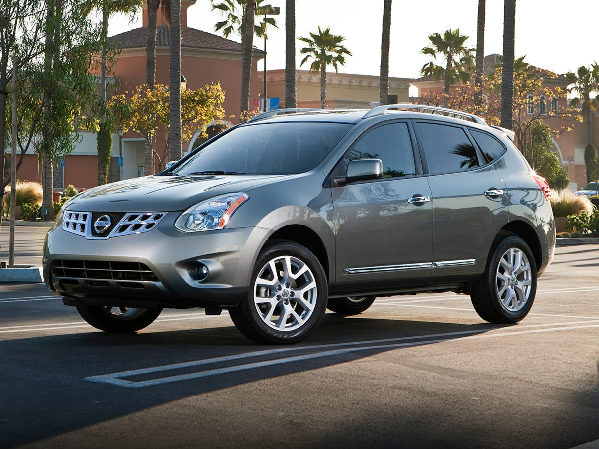 Used 2012 Nissan Rogue For Sale | Plattsburgh NY