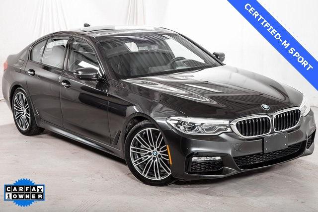 2017 BMW 540i xDrive Sedan xDrive Sedan