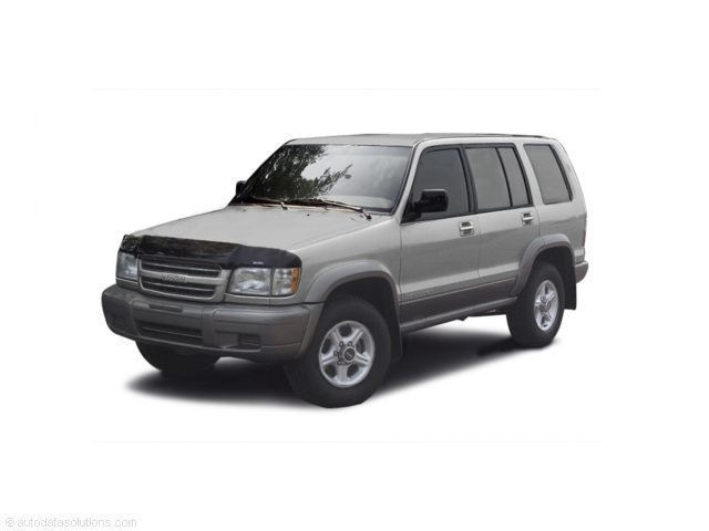 2002 Isuzu Trooper SUV